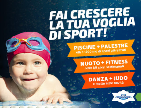 Oasi Sport Village palestra sport nuoto Terracina stagione 2018-19