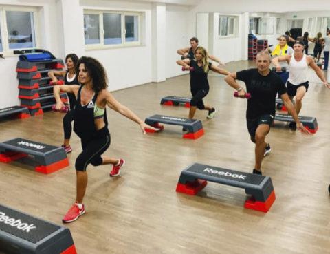 Oasi Sport Village Fitness Terracina Ombretta Montagna