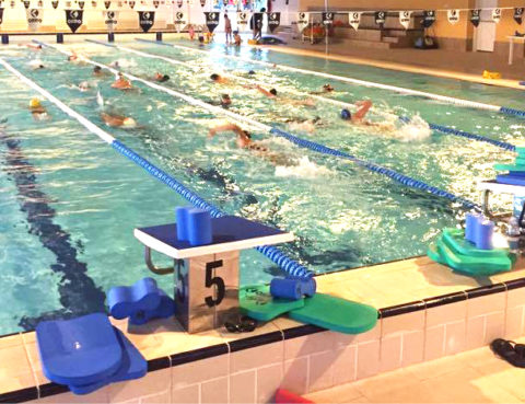 Oasi Sport Village - Le temperature della piscina a Terracina