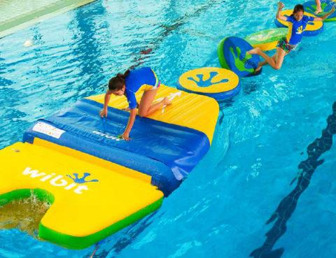 Oasi Sport Village - Gonfiabili galleggianti piscina Terracina