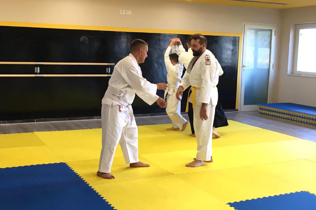 Oasi Sport Village - Judo_Aikido