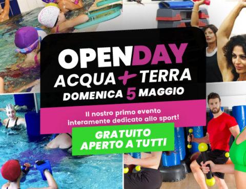 Oasi Sport Village - Open Day 5 maggio