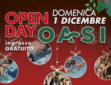 Open Day Oasi Sport Village Natale 2019