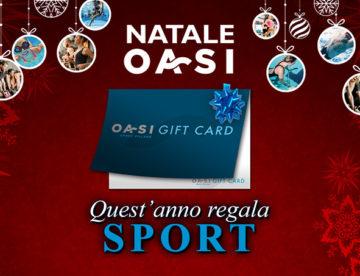 Oasi Sport Village - Gift Card Natale Oasi Terracina