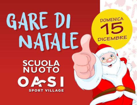 Oasi Sport Village - Gare di Natale 2019